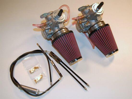 Mikuni VM30 HOnda CB350 CL350 Carburetor Kit