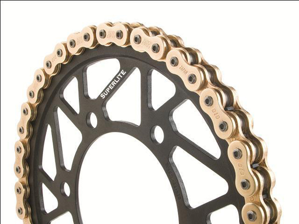 520 Motorcycle Sprocket