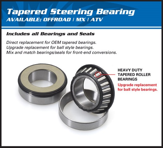 All Balls Steering Stem Bearings