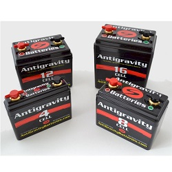 Antigravity Motorcycle Batteries