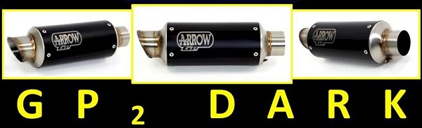 Arrow GP2 Exhaust Systems