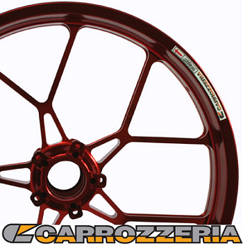 Carrozzeria Forged Wheels
