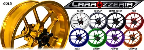 Carrozzeria Wheels