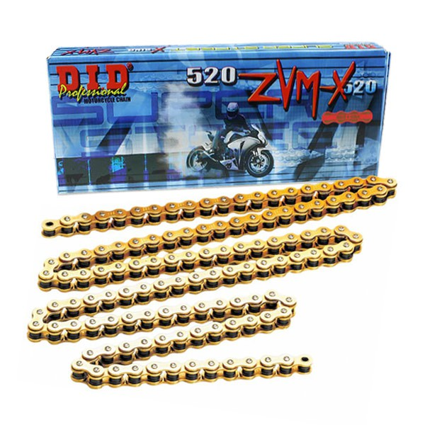 did zvmx 520 motorcycle x ring chain 140 link. Black Bedroom Furniture Sets. Home Design Ideas
