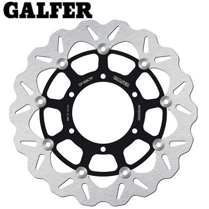 Galfer Wave Brake Rotors (Street)
