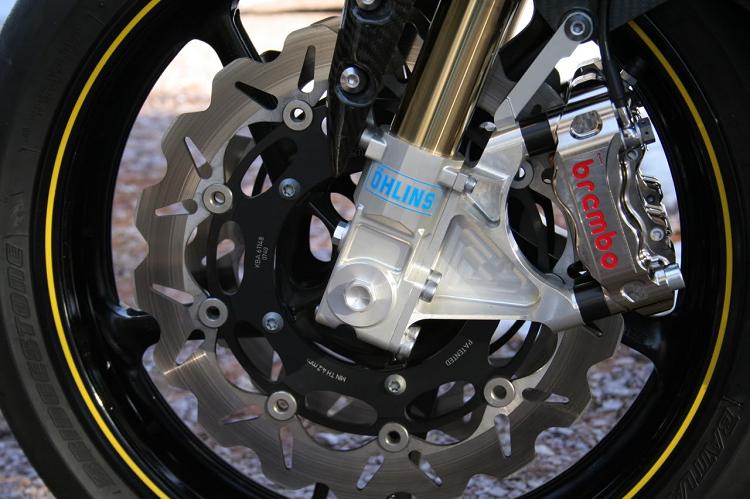 Ducati Monster  Rear Brake Rotor Bolt Set