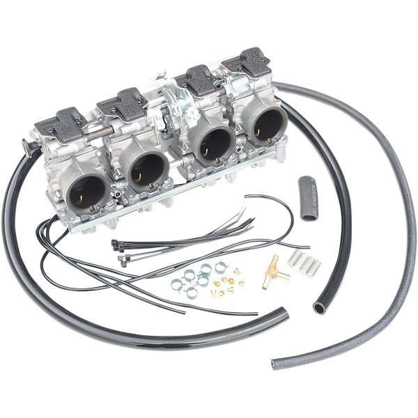 Mikuni RS40 D1 Flat Side Carburetor Kit 86-90 GSXR 750 / 1100 (Race  Applications)