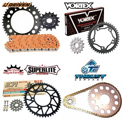 520 Sprocket Kits