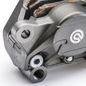 Brembo 84mm Rear Brake Caliper