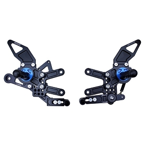 Driven D-Axis Rearsets 10-13 S1000RR