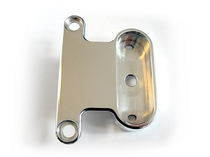 Motogadget Mini Harley XL Rockerbox Bracket - Polished