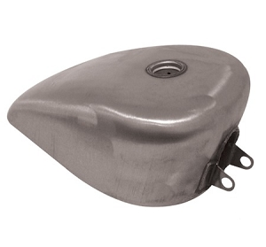 3.1 Gal 82-94 Sportster Style King Gas Tank (Screw Gas Cap)