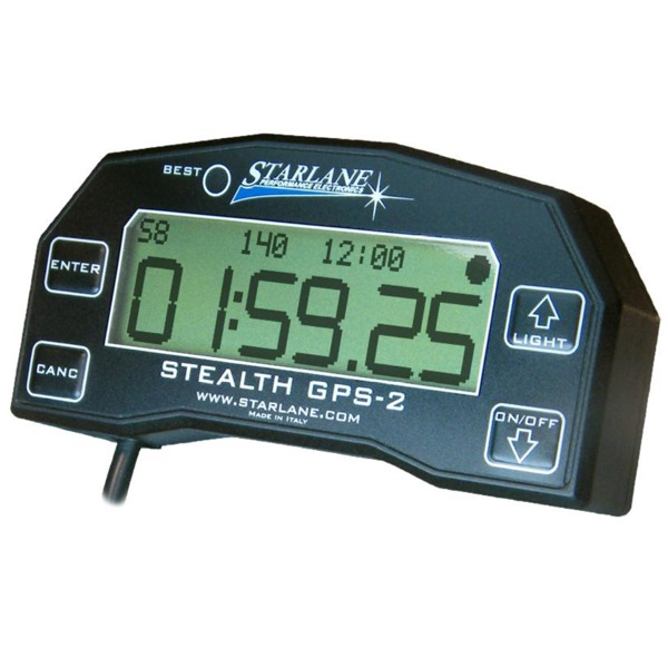 Lap Timer & Data Loggers