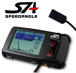 Speedangle Data Logger & Lap Timer w/ Angle Measurement 10Hz GPS