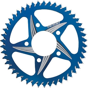 Vortex BLUE CAT5 44T 530 Rear Sprocket 09-16 GSXR 1000