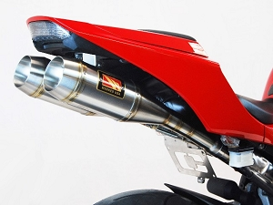 Competition Werkes Dual GP Exhaust 13-16 Honda CBR600RR