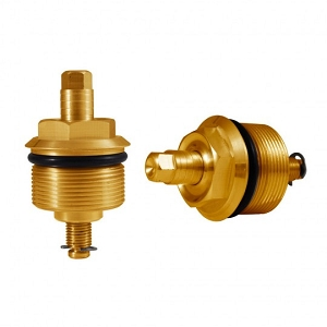 Speed Merchent 39mm Preload Adjusters - Gold