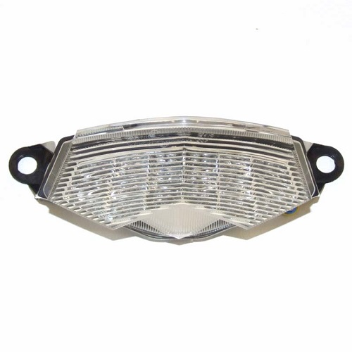 DMP Integrated LED Tail Light Clear 09-12 ZX6R