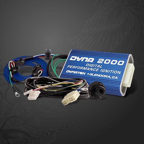 Dyna 2000 Ignition System 86-92 GSXR 1100