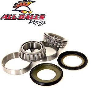 All Balls Steering Stem Bearing Kit 72-74 CB350F Four