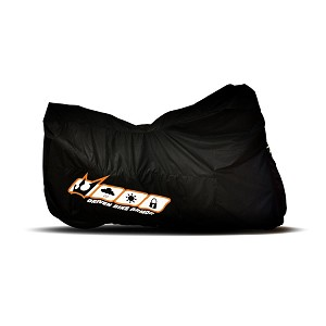 Driven Bike Armor Motorcycle Cover