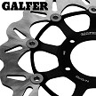 Galfer Front Wave Brake Rotors