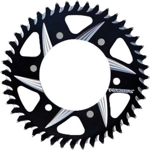 Vortex BLACK CAT5 45T 525 Rear Sprocket 04-16 CBR600RR Honda