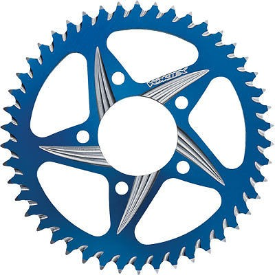 Vortex BLUE CAT5 46T 520 Rear Sprocket 11-16 GSXR 600 / 750