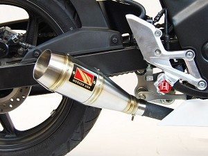 Competition Werkes GP Exhaust 15-16 HONDA CBR300R