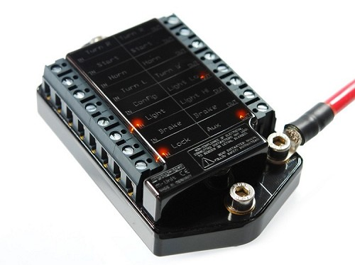 Motogadget M-Unit Digital Relay Control Box V2