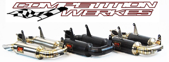 Competition Werkes Exhaust Systems