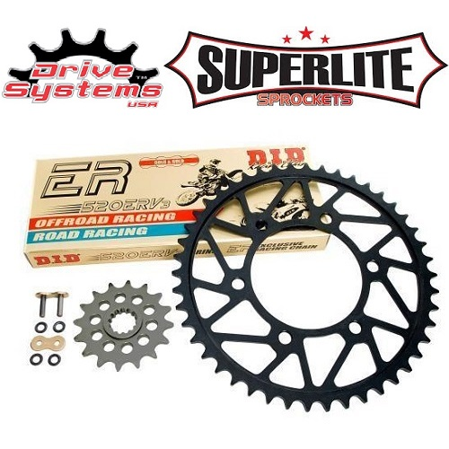 Drive Systems RS7 Superlite Sprocket & Chain Kit