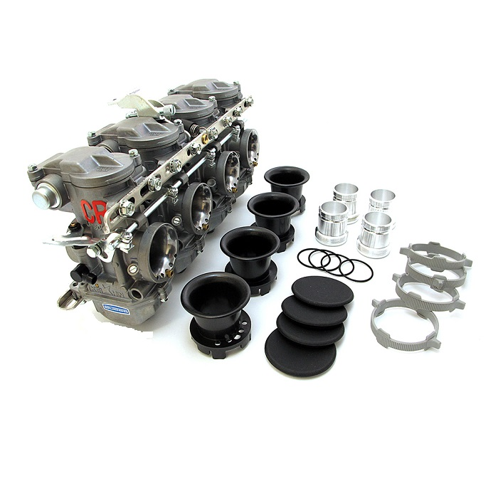 Carburetors and Intake