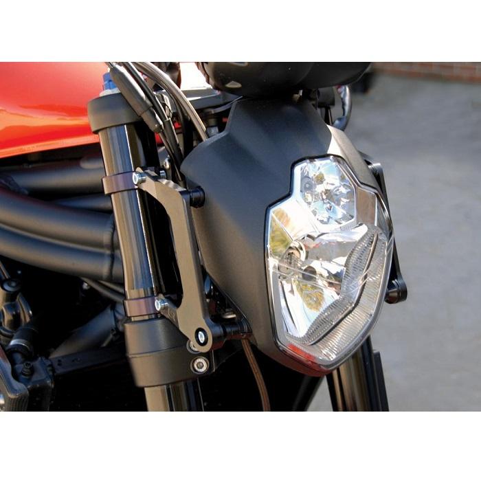 LSL MT-03 MT03 Urban Streetfighter Headlight Unit