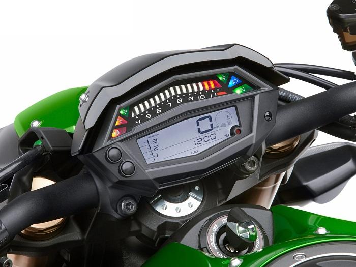 2014 Kawasaki Z1000 Streetfighter