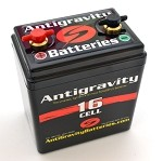 Anitgravity 16 Cell Battery (16 AMP Hour, 480 CCA)