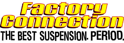 Factory Connection Shock Springs