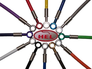 HEL Custom Stunt Handbrake Brake Line