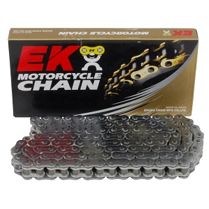 EK 520 SRX2 X-Ring Motorcycle Chain - Natural