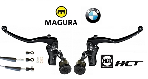 Magura HC1 Brake & Clutch Conversion Kit BMW R nineT