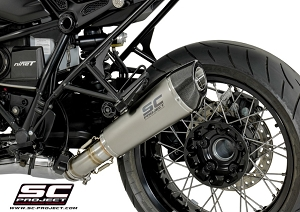 SC-Project Conic Exhaust 14-17 BMW R NineT R9T