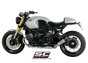 SC-Project S1 Exhaust 14-17 BMW R NineT R9T