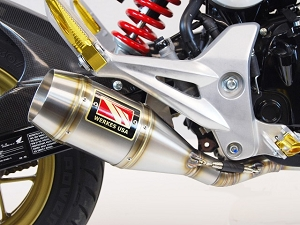 Competition Werkes GP Full Exhaust 13-16 Honda Grom MSX125