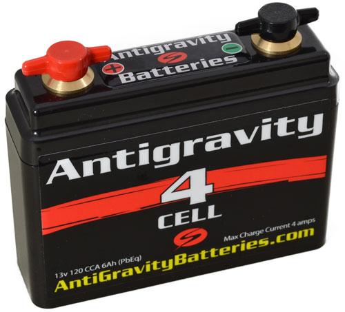 antigravity 4 cell motorcycle battery cafe racer bobber chopper streetfighter ebay. Black Bedroom Furniture Sets. Home Design Ideas