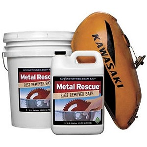 Metal Rescue Garage Hero Rust Remover